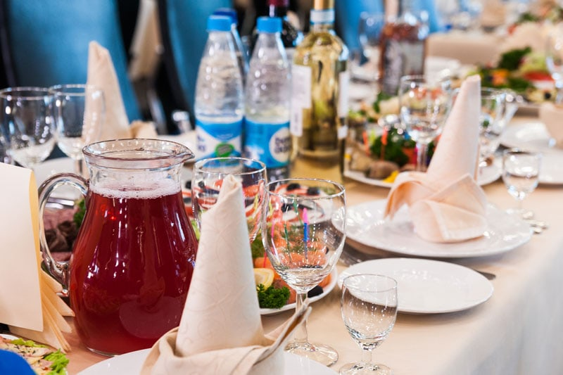 Ламантин - сеть ресторанов и кафе в бизнес-центрах СПб