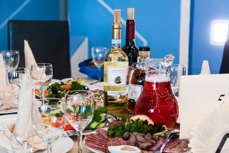 Организация и проведение свадеб в ресторане Ламантин. Санкт-Петербург.